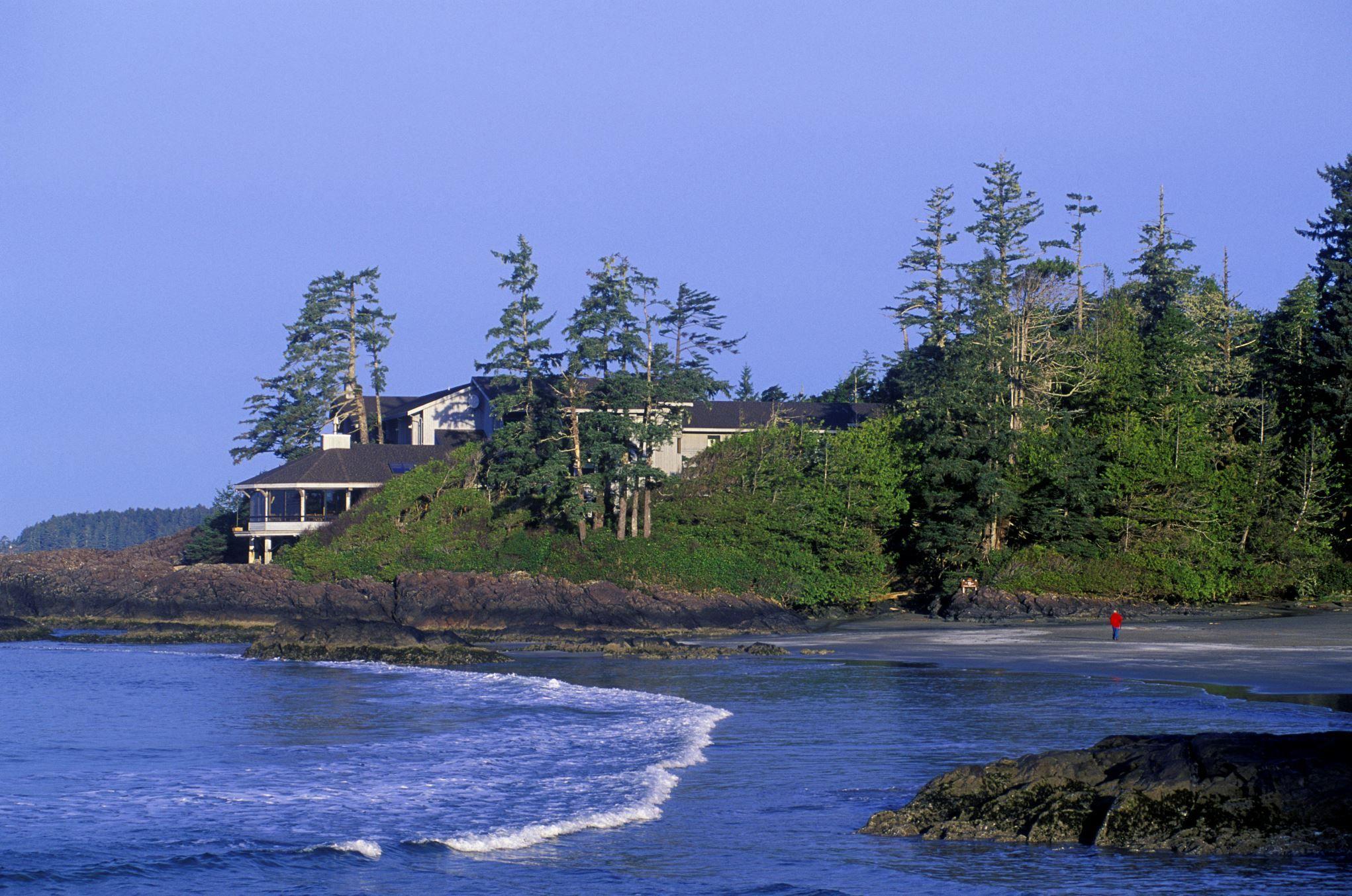 Chestermans Beach, Wickaninish Inn, Clayoquot Sound