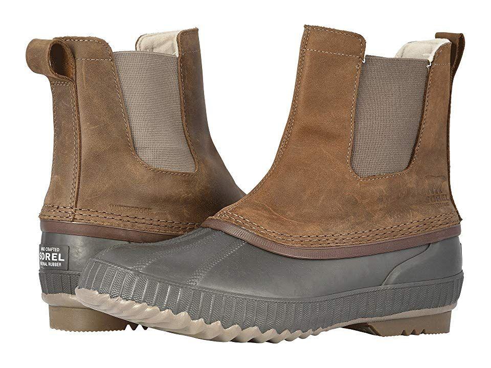Boots, Mens waterproof boots