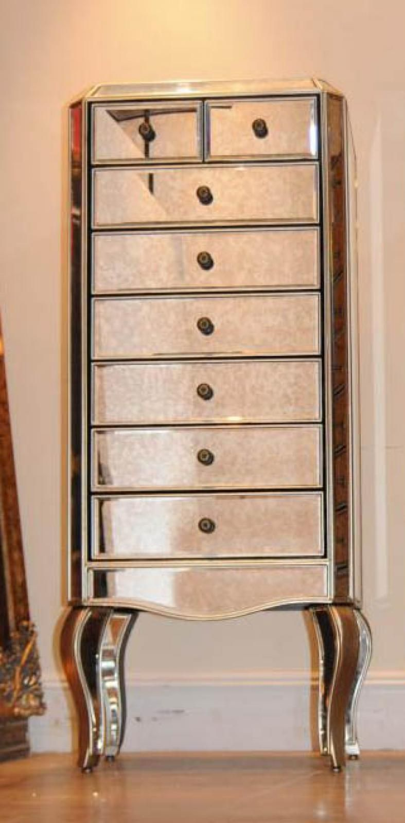 Best Photo Of Mirrored Chest Of Drawers Tall Boy Commode Mirror Chest Of Drawers Mirrored Chest 640 x 480