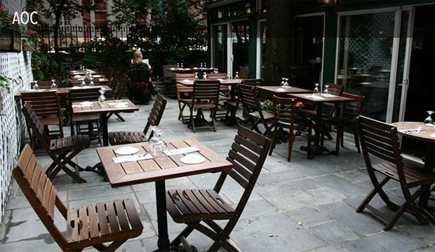 The Best Outdoor Dining Restaurants In Nyc New Potato