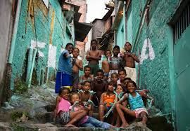FAVELAS - CHILDREN
