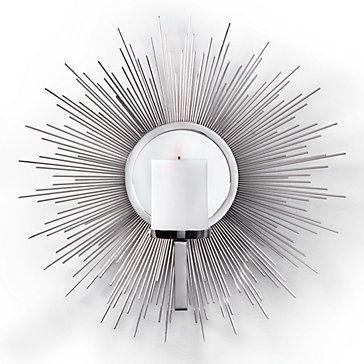 Scoppio Sconce   Sconces   Mirrors & Wall Decor   Decor   Z Gallerie ...