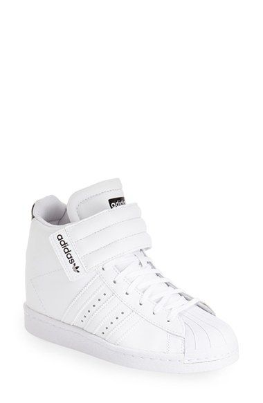 Adidas Superstar Up Strap blanco