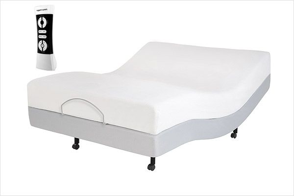 Adjustable Bed For Bedroom Because It Adjusts The Nightstands