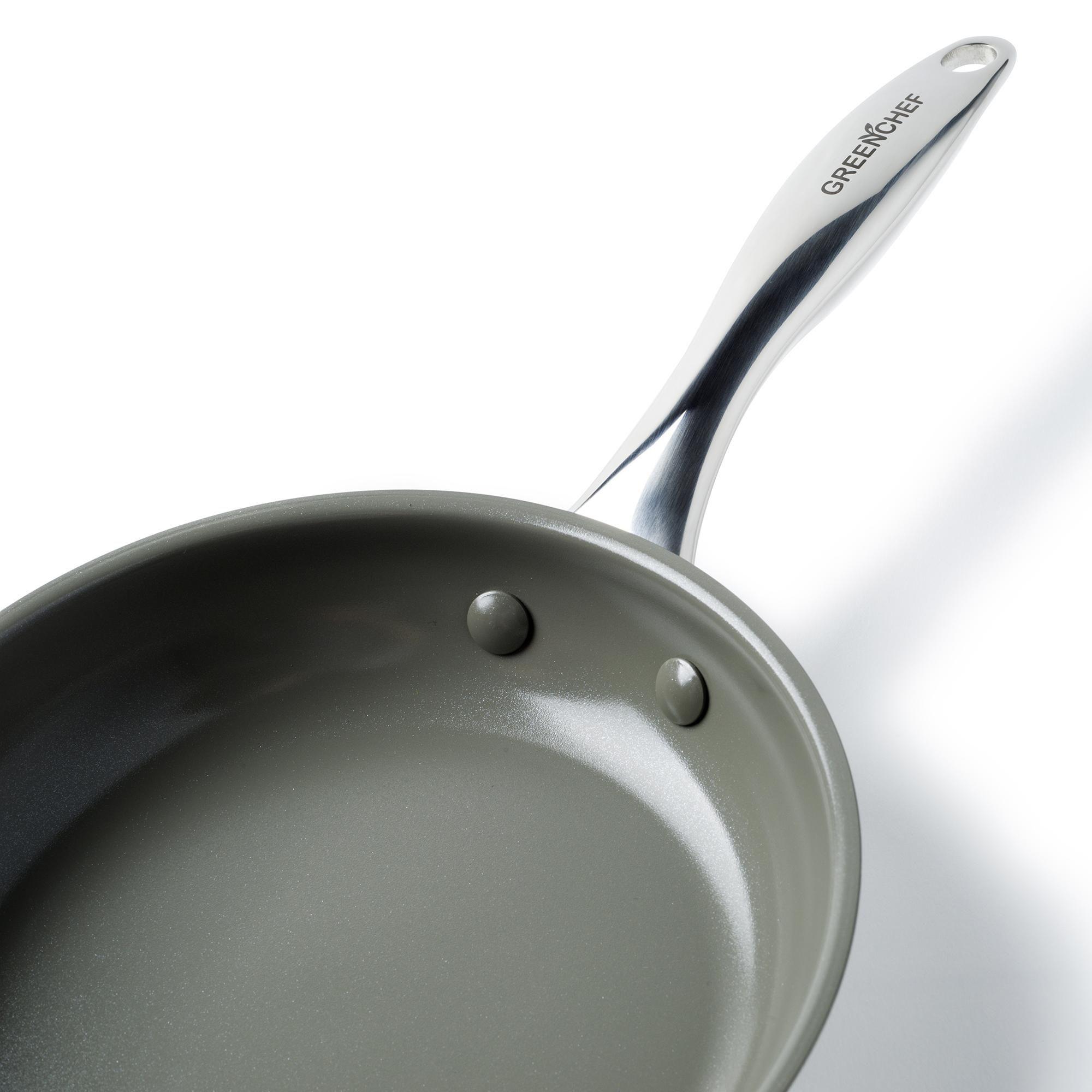 Greenchef Profile Plus Open 20cm Frying Pan In 2020 Ceramic Non Stick Pan Frying Pan