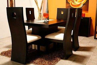 modelos de comedores modernos para espacio pequeño | Lugares que ...