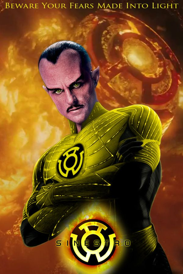 thaal sinestro by thedemonknight on deviantart super heroes