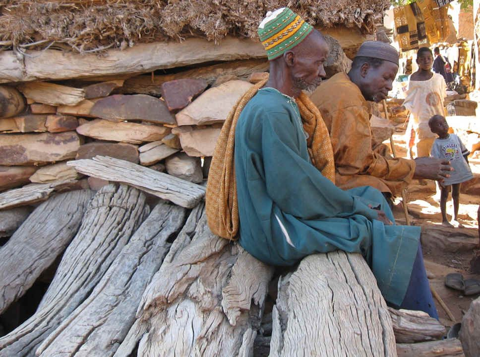 Mali, West Africa  Photo by Elisa Kotin