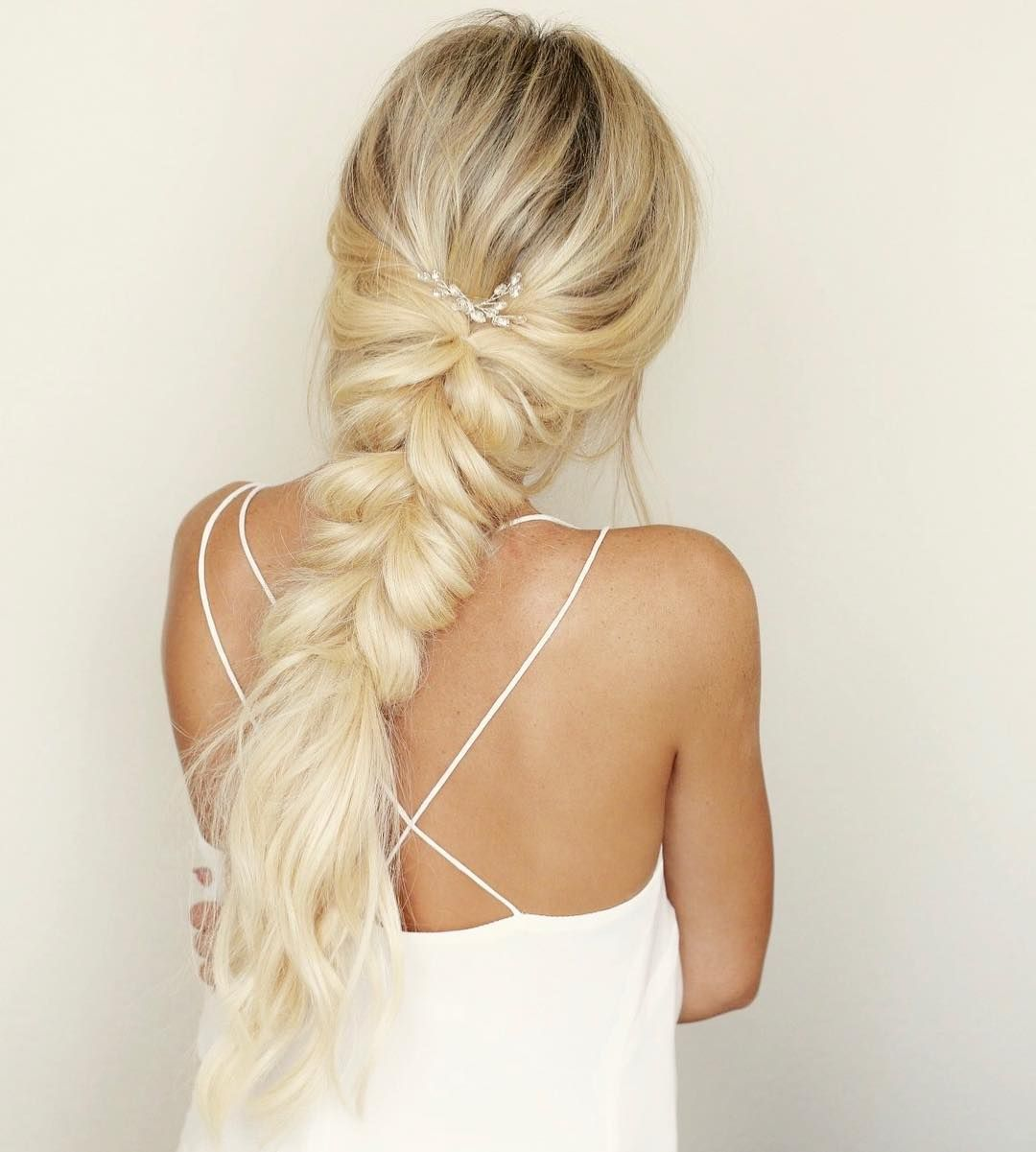 Hairinspo By Becky Gaode Paired With Emerson Cami By Jenny Yoo