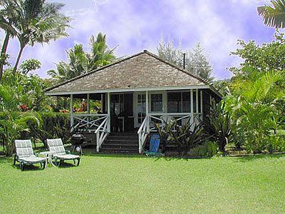 Hanalei Luxury Kauai Vacation Rentals Beachfront House Beachfront Cottage Hawaii Homes