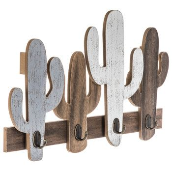 Cactus Wall Decor With Hooks | Hobby Lobby | 1651934