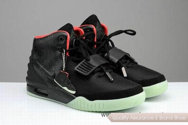Nike Air Yeezy 2 Fire Red Black Basketball Shoes.Our Store offers cheap nba  shoes