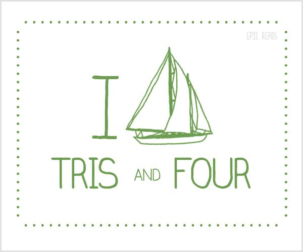 tris and four relationship allegiant flights
