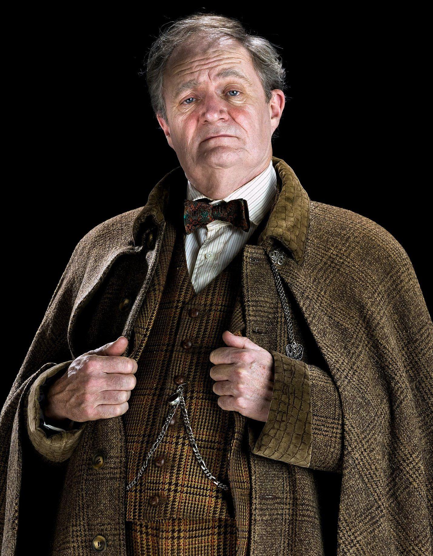 Jim Broadbent As Horace Slughorn Harry Potter
