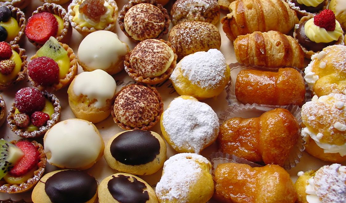 10 Pastry Shops You Have To Visit In Italy Travel Food Italian Pastries Italian Pastry