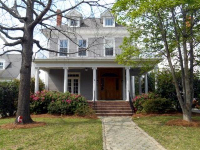 140 Hines Ter Macon Ga 31204 Historic Houses Estates Renting