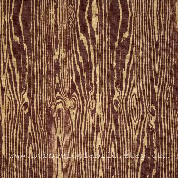 Wood Grain Print Rug: Joel Dewberry Woodgrain In Bark