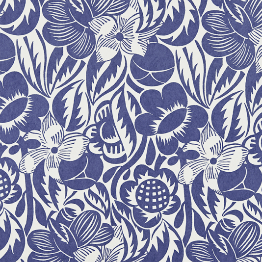 Fleurs Etoilees Wallpaper A beautifully bright wallpaper