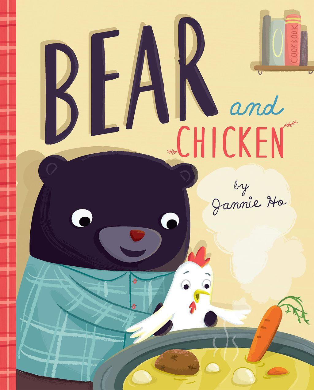 Bear And Chicken Ebook