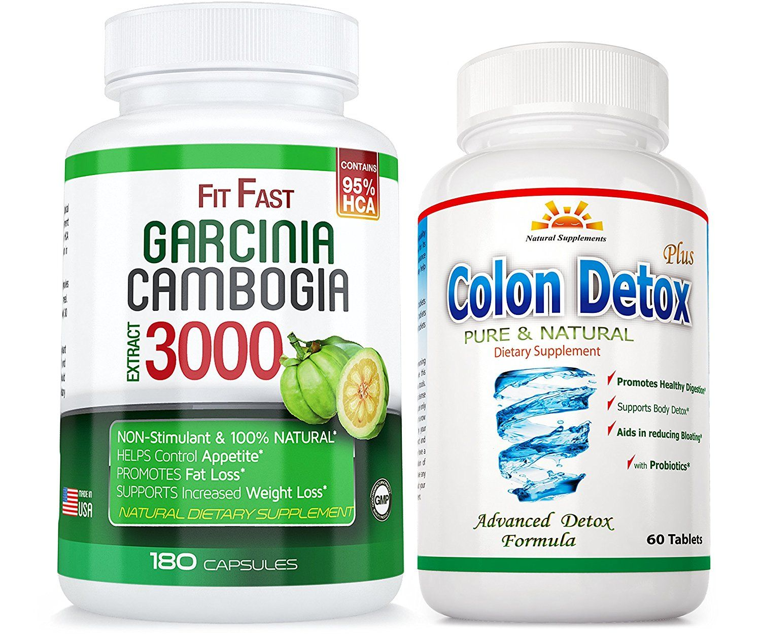 95 Hca 180 Caps Garcinia Cambogia Fitfast 40 Off Combo Pack 3