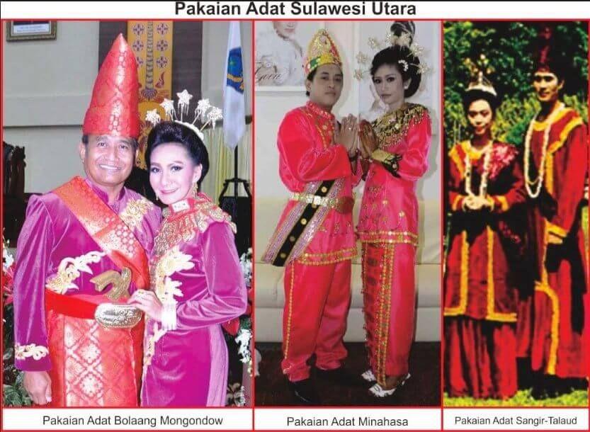 Baju Adat Sulawesi Tengah