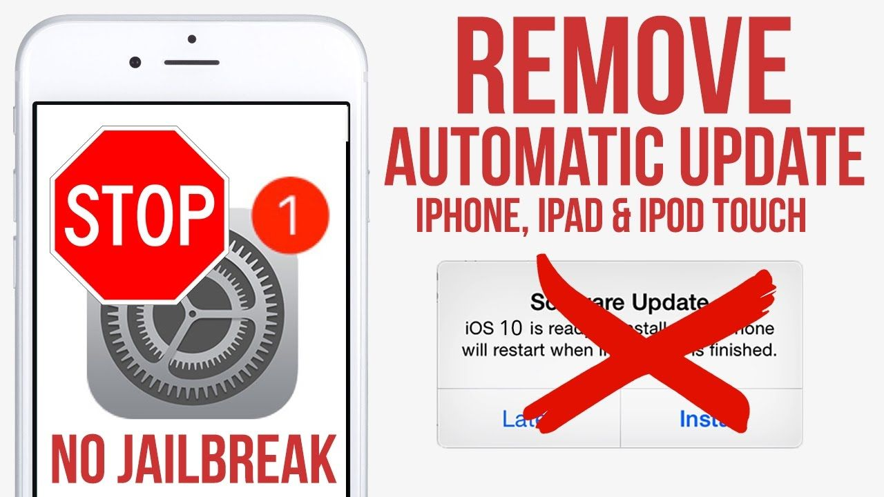 How to Disable Automatic App Updates on iPhone or iPad