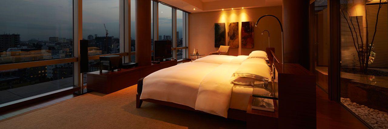 Grand Hyatt Roppongi Our Hotel Address Tokyo 6 10 3
