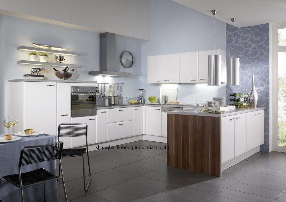 High gloss/lacquer kitchen cabinet mordern(LH-LA085 ...