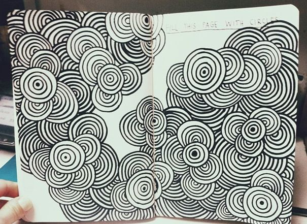 Zentangle Art Pinteres