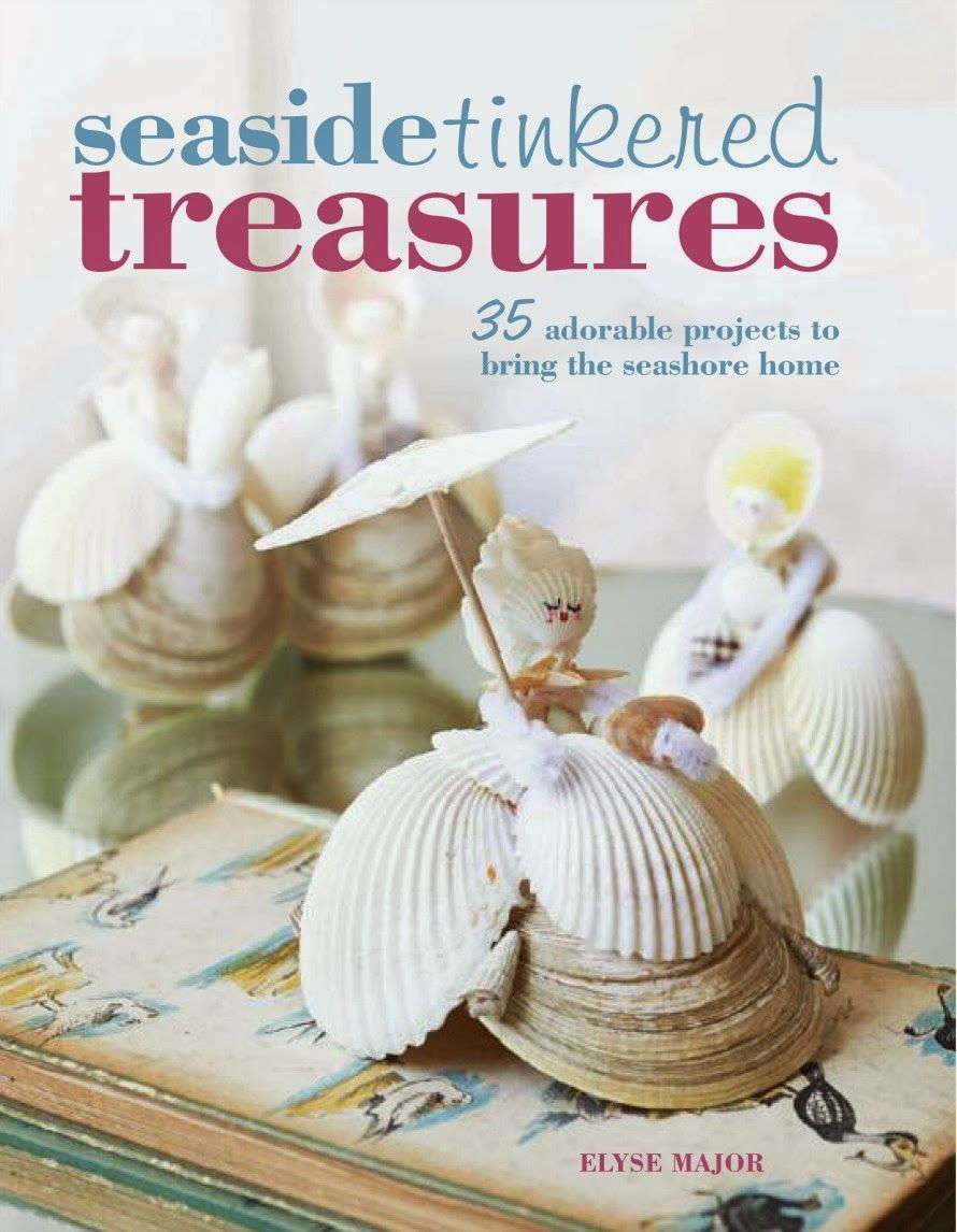 tinkered treasures: seaside tinkered treasures: details and review copy info