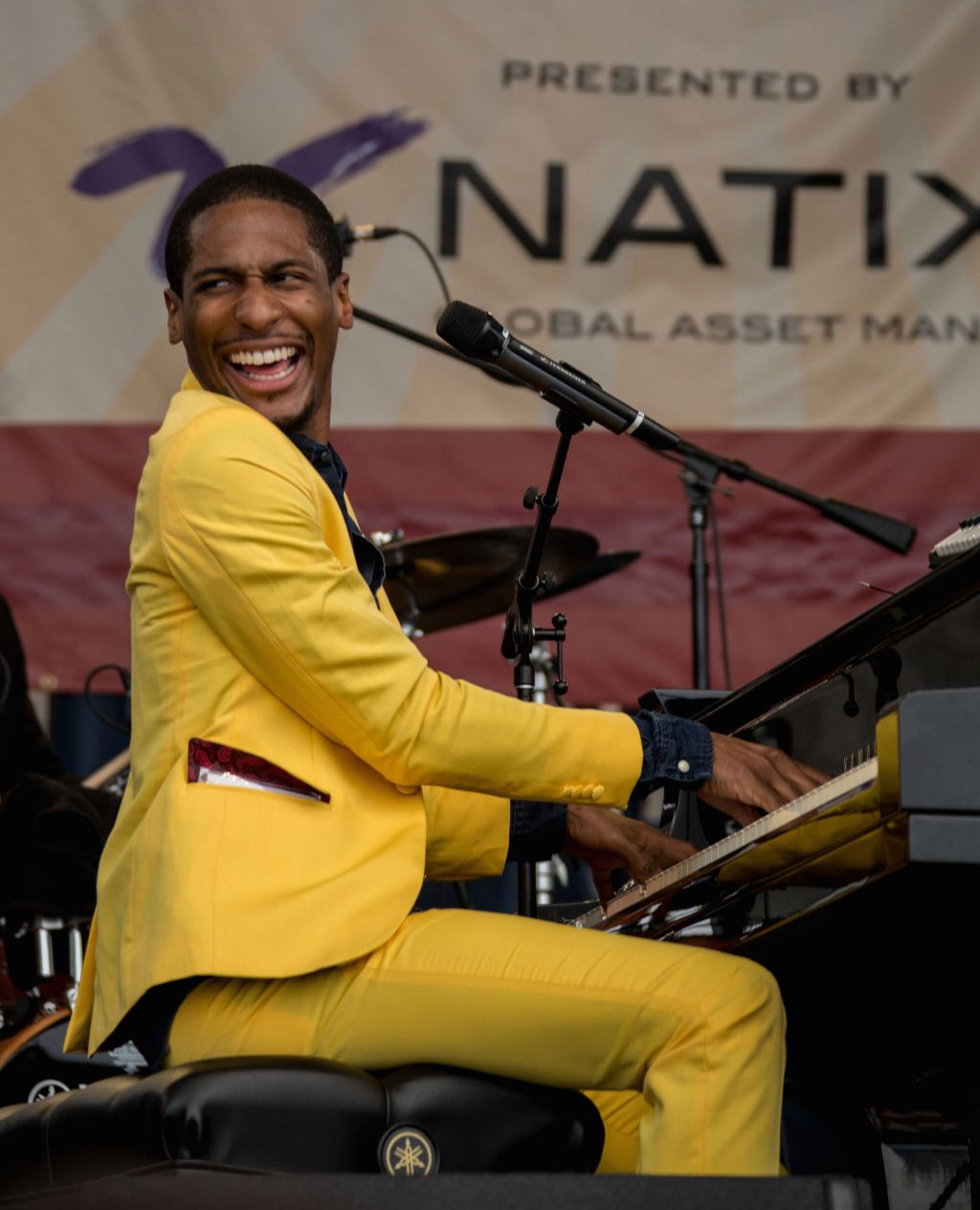 Who is Jon Batiste The 411 on Stephen Colbert's Cool New House BandLeader