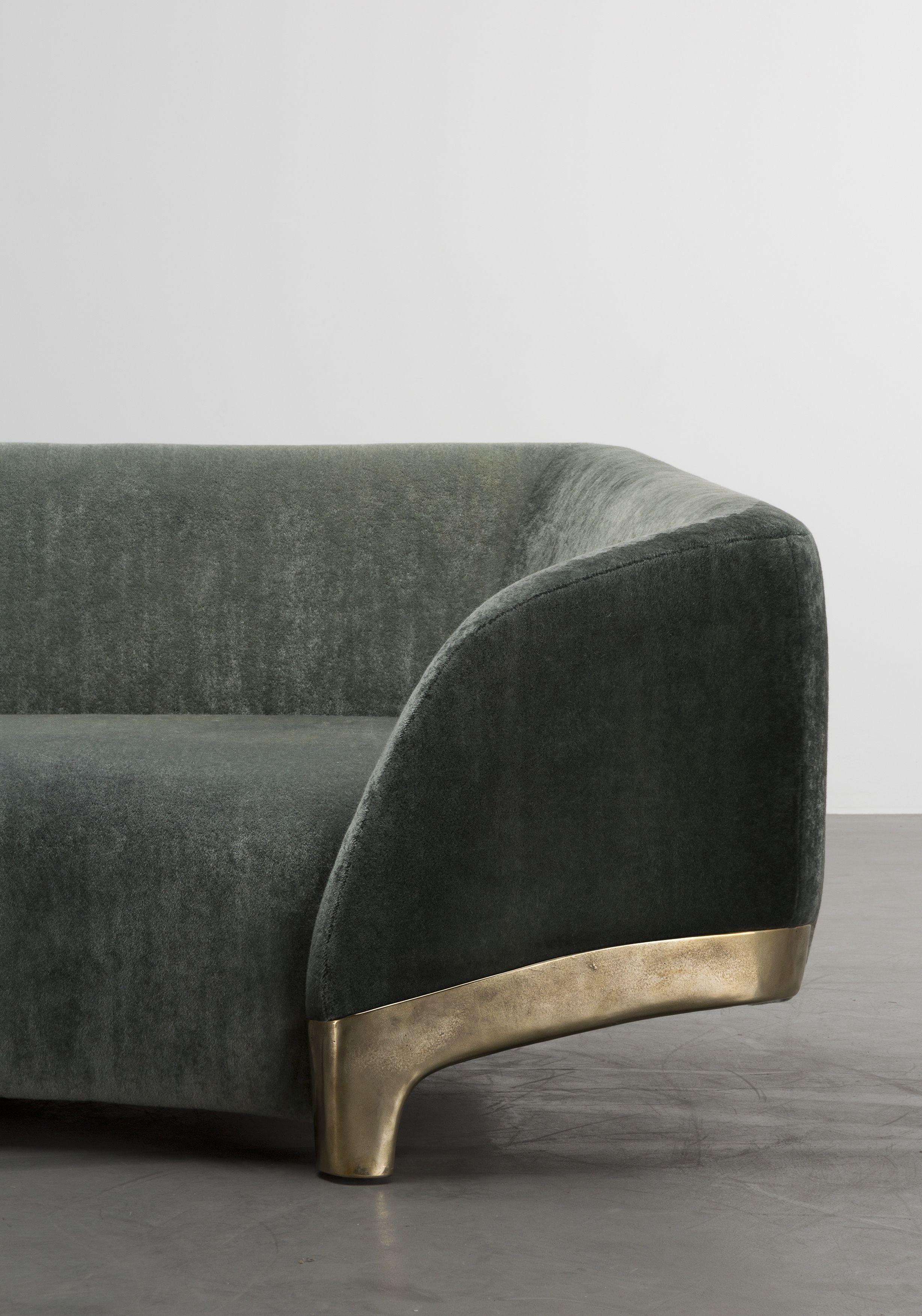 Dc 1626 A Sofa By Vincenzo De Cotiis