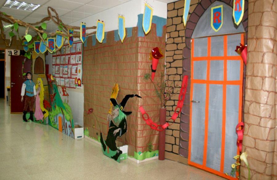 decoracion aula castillo medieval buscar con google