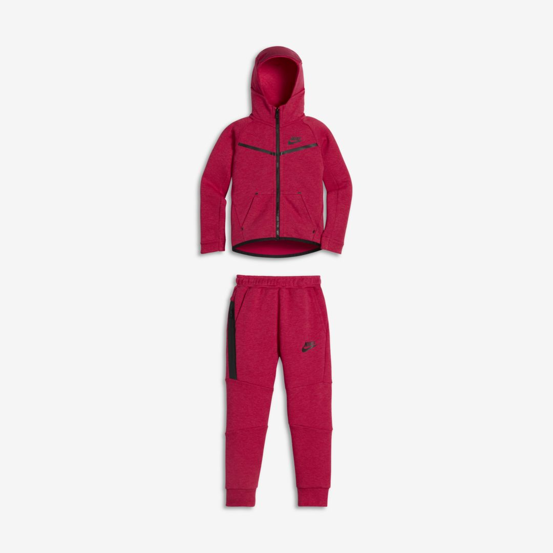 6babba406fda Nike Tech Fleece Toddler 2-Piece Set Size 3T (Rush Pink)