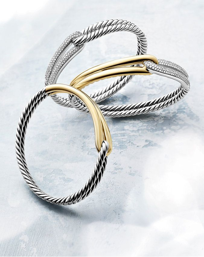 Designer Jewelry For Women David Yurman
