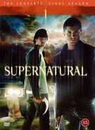 Supernatural - Kausi 1 (6 disc) - DVD - Elokuvat - CDON.COM