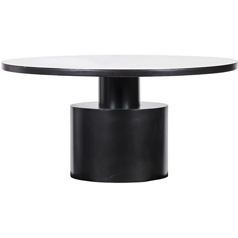 Dining Tables Heaven S Gate Home Llc The Noir Marlow Dining