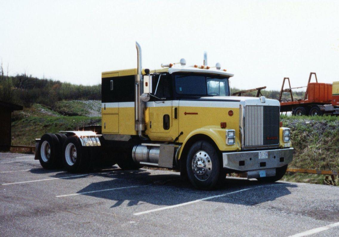 Pin by CARTER GERALDS on International Semi trucks