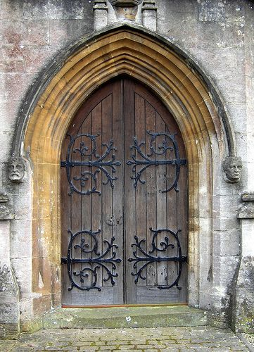 What Sort Of Door Would You Put In Here Castle Doors Medieval Door Castle