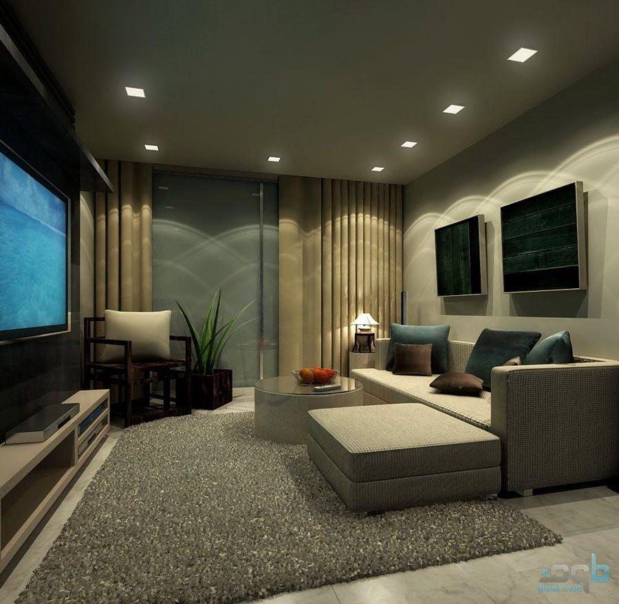 Small Media Rooms, Movie Room