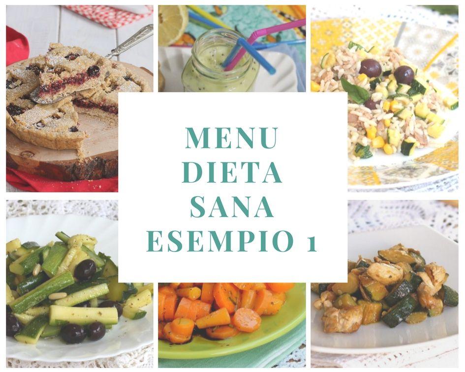 dieta per il piatto della cena