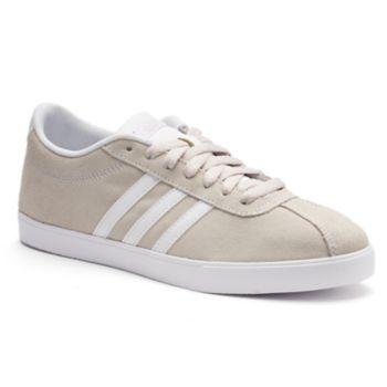 adidas COURTSET White - Womens  - Size