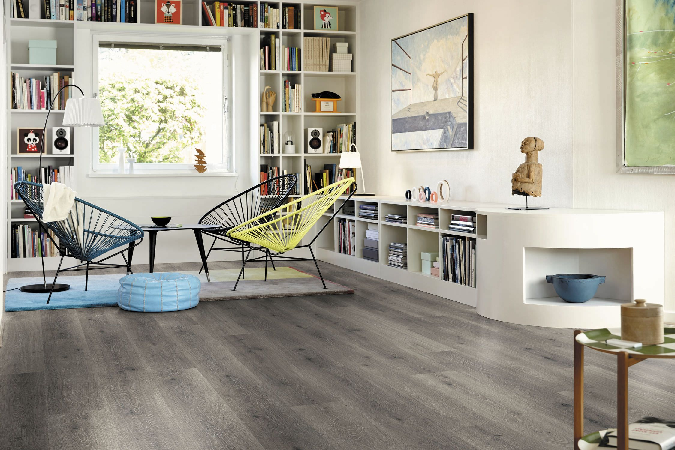 modern grey oak plank Sök på Google Oak laminate