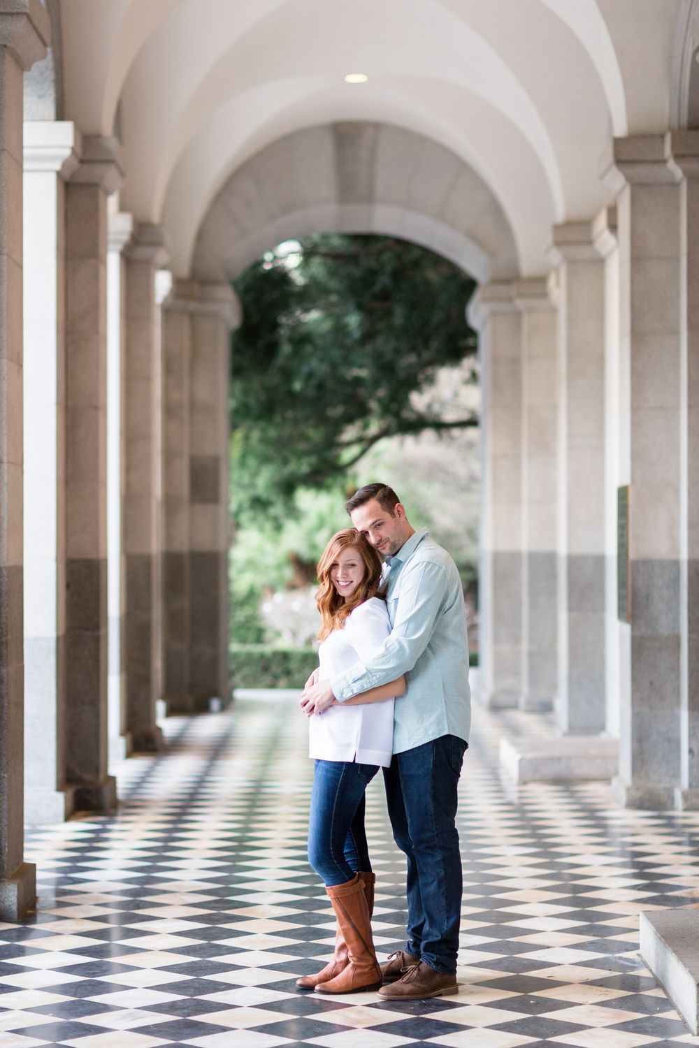 State Capitol Downtown Sacramento Engagement Photography ...