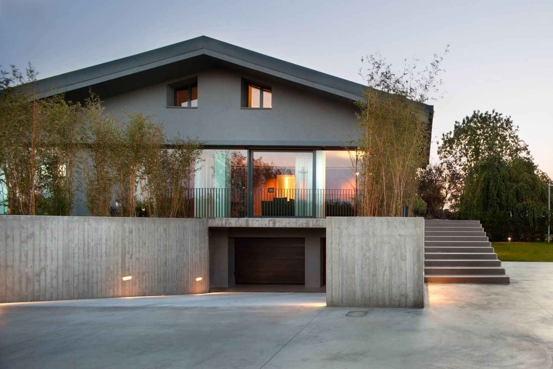 Gallery of renovation  single house mide architetti also rh pinterest