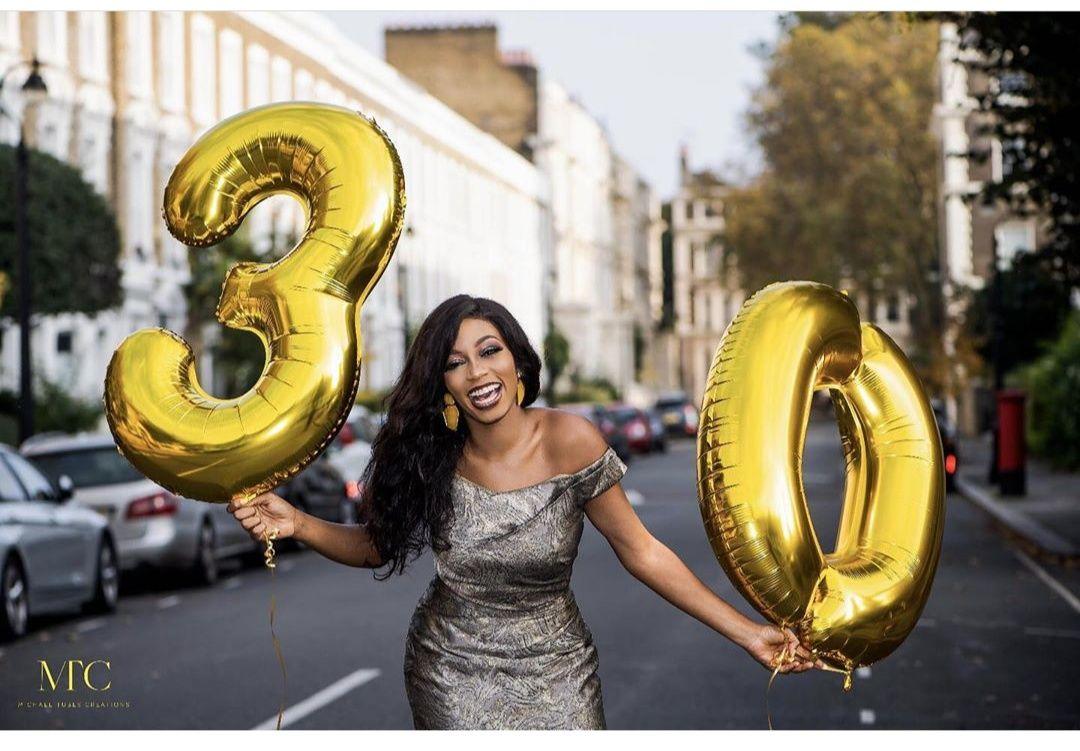 KHAFI AKA A CUPOFKHAFI TURNS 30. HAPPY BIRTHDAY! (With