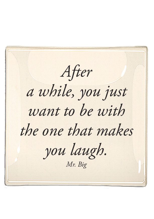 The One That Makes You Laugh Tray