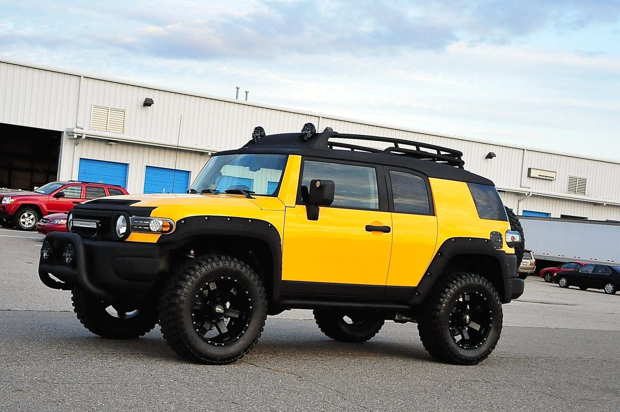 Davis Autosports Toyota Fj Cruiser Lifted Icon Built For Sale Fj Cruiser Toyota Fj Cruiser Toyota Cruiser