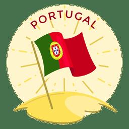 Bandeira De Portugal Bandeira De Portugal Portugal Morar Em Portugal