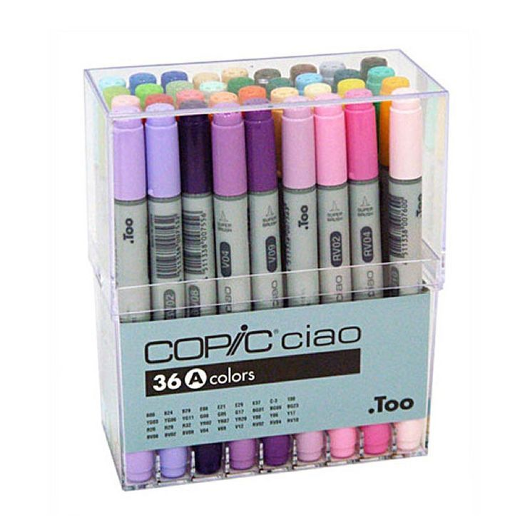 Photo of COPIC Ciao ist der preiswerte Marker für Anfänger, Schüler, Studenten und Hobby …